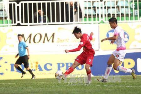 V.League 2017: Chuan bi nhung tran cau khai Xuan - Anh 1
