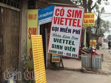 Bo Cong an dieu tra vu sim kich hoat san - Anh 1