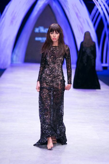 Kha nang catwalk cua dai dien Viet Nam tai Asia's Next Top Model - Anh 2