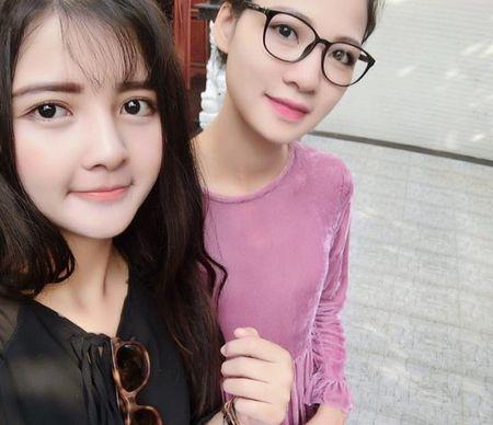 'Choang' voi nhan sac 'van nguoi me' cua em gai Hoa hau Tran Thi Quynh - Anh 1