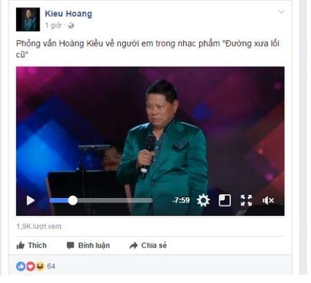 Hoang Kieu gay 'soc' khi khang dinh 'con ngon lam' 80 tuoi se tiep tuc sinh con - Anh 1