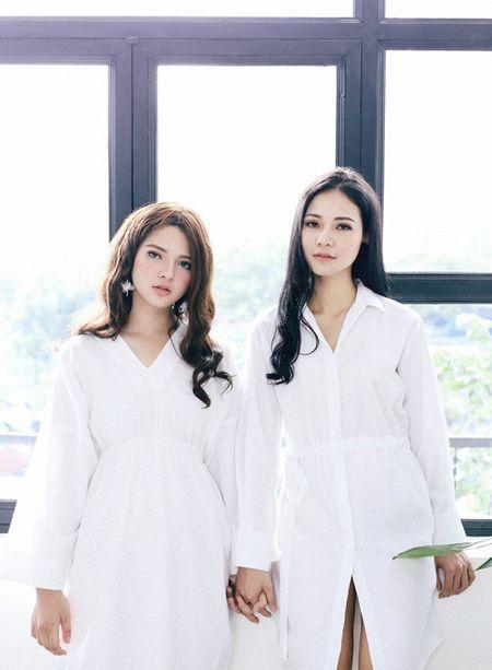 18 tuoi, em gai cua Hoa hau Tran Thi Quynh xinh dep nhu hot girl - Anh 1
