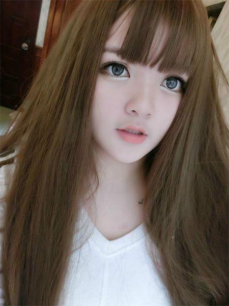 18 tuoi, em gai cua Hoa hau Tran Thi Quynh xinh dep nhu hot girl - Anh 5