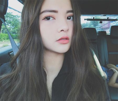 18 tuoi, em gai cua Hoa hau Tran Thi Quynh xinh dep nhu hot girl - Anh 6