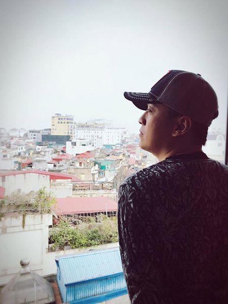 "Vo 9x cua Lam Truong khoe bung bau gan den ngay sinh van dep ""me hon"" - Anh 4"