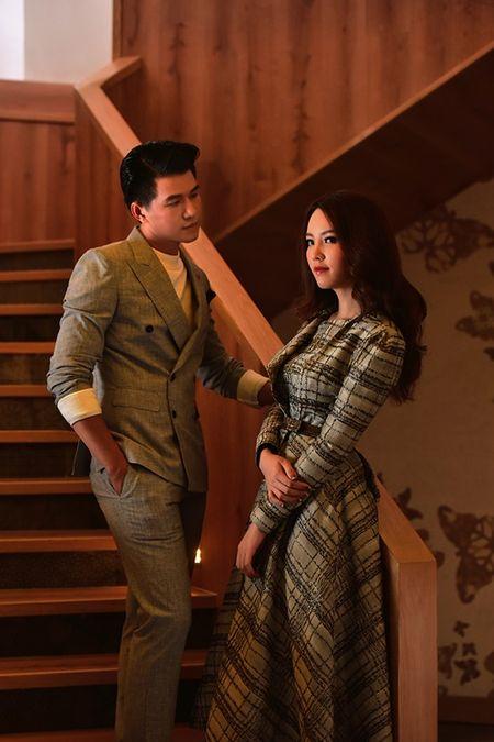 A hau Thuy Van khien MC Vu Manh Cuong chanh long mua Valentine - Anh 9
