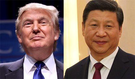 Donald Trump - Tap Can Binh dien thoai 'vo cung than mat' - Anh 1