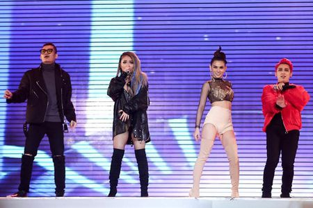 Tronie - MiA mang hit trieu view 'Ong ba anh' ket hop cung Duong Trieu Vu lam nao loan Remix New Generation - Anh 2