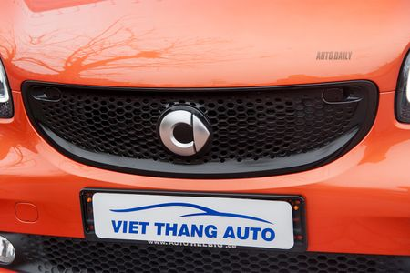Can canh Smart Fortwo 2016 – Citycar 2 cho gia hon 1 ty tai Ha Noi - Anh 11