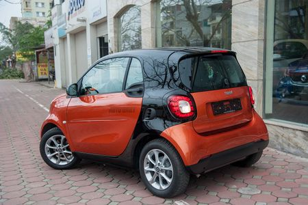 Can canh Smart Fortwo 2016 – Citycar 2 cho gia hon 1 ty tai Ha Noi - Anh 15