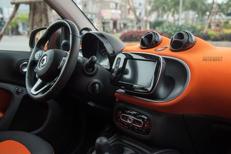 Can canh Smart Fortwo 2016 – Citycar 2 cho gia hon 1 ty tai Ha Noi - Anh 20