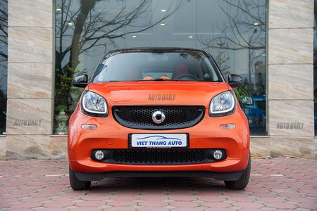 Can canh Smart Fortwo 2016 – Citycar 2 cho gia hon 1 ty tai Ha Noi - Anh 2