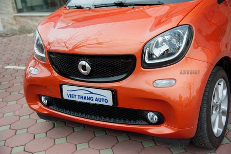 Can canh Smart Fortwo 2016 – Citycar 2 cho gia hon 1 ty tai Ha Noi - Anh 3
