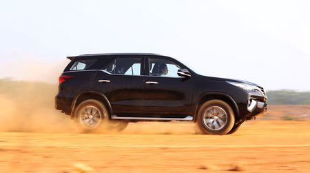 Fortuner 2017- Chiec SUV thuc thu - Anh 1