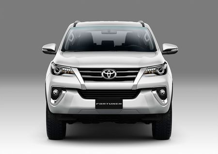 Fortuner 2017- Chiec SUV thuc thu - Anh 2
