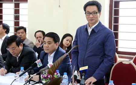 Pho Thu tuong Vu Duc Dam chi dao ve cham soc suc khoe nguoi dan - Anh 1