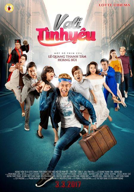 Vy Oanh sanh doi cung trai dep trong phim moi - Anh 2