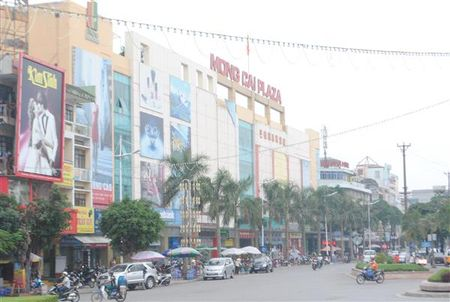 Doanh nghiep kinh doanh tai cua khau phai mua hoa don cua co quan Thue - Anh 1