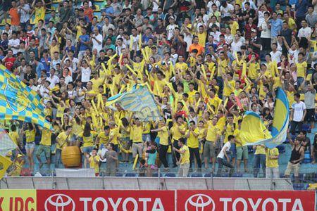 V-League tam gac chuyen buon - Anh 1