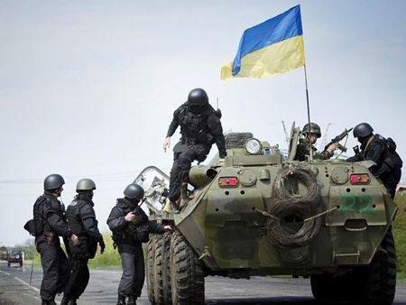 NATO kien dinh lap truong ung ho toan dien cho Ukraine - Anh 1