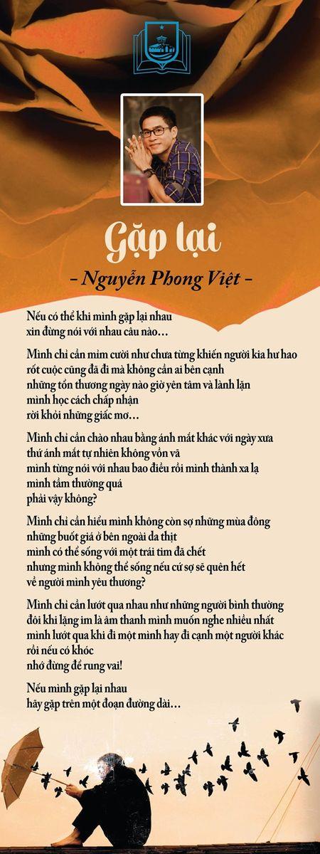 Tho tre se la diem nhan cho 'Ngay tho Viet Nam' tai TP.HCM - Anh 3
