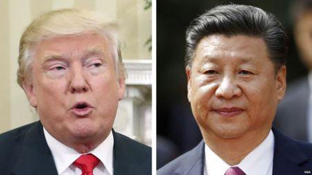 Bac Kinh khong voi dien dam voi Trump vi so 'mat mat' - Anh 1