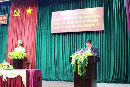 Thanh Hoa: Huyen Tinh Gia tap trung day manh cong tac giai phong mat bang - Anh 2