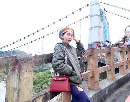 Street style dep - xau that thuong cua Minh Hang - Anh 10