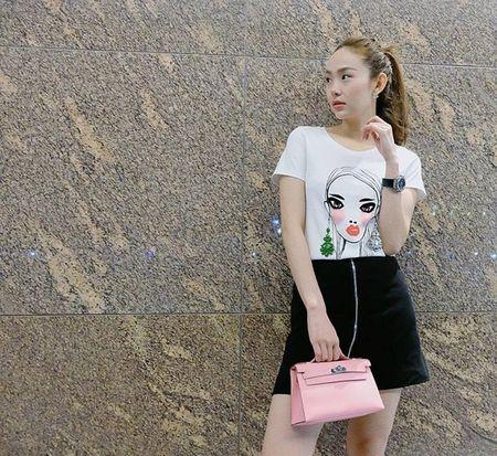 Street style dep - xau that thuong cua Minh Hang - Anh 3