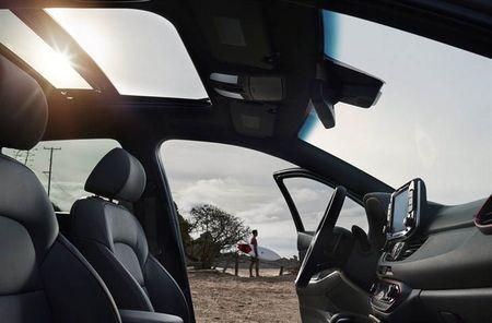 Ra mat Hyundai Elantra GT 2018 hoan toan moi - Anh 6