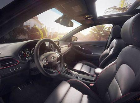 Ra mat Hyundai Elantra GT 2018 hoan toan moi - Anh 7