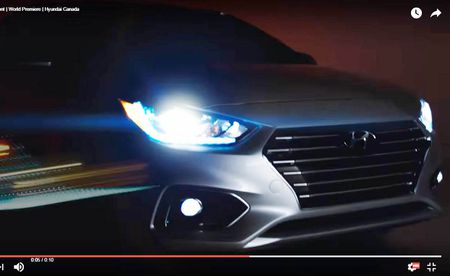 Hyundai Accent 2018 the he moi sap ra mat toan cau - Anh 1