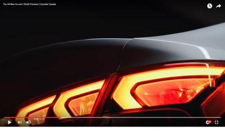 Hyundai Accent 2018 the he moi sap ra mat toan cau - Anh 3