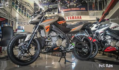 Yamaha V-Ixion 2017 lo anh that truoc khi ra mat tai Indonesia - Anh 1