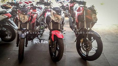 Yamaha V-Ixion 2017 lo anh that truoc khi ra mat tai Indonesia - Anh 6