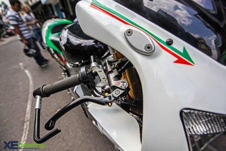 Hang 'khung' Honda RC51 SP2 cuc doc tai Viet Nam - Anh 11