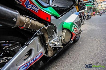 Hang 'khung' Honda RC51 SP2 cuc doc tai Viet Nam - Anh 13