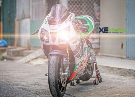 Hang 'khung' Honda RC51 SP2 cuc doc tai Viet Nam - Anh 1