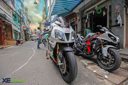 Hang 'khung' Honda RC51 SP2 cuc doc tai Viet Nam - Anh 3