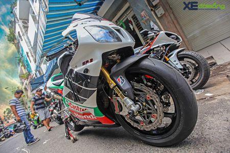 Hang 'khung' Honda RC51 SP2 cuc doc tai Viet Nam - Anh 6