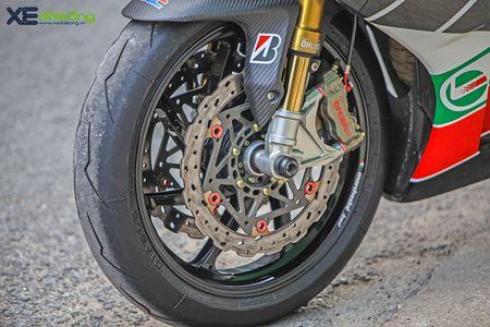 Hang 'khung' Honda RC51 SP2 cuc doc tai Viet Nam - Anh 9