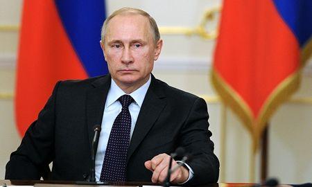 Dien dam voi ong Putin, ong Trump 'che' hiep uoc hat nhan My - Nga - Anh 1