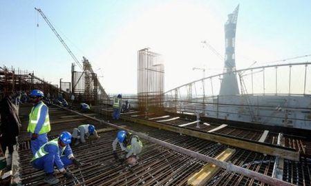 World Cup 2022: Moi tuan Qatar chi 500 trieu USD cho cong tac chuan bi - Anh 1