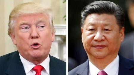 Tong thong Trump gui thu cho Chu tich Tap Can Binh - Anh 1