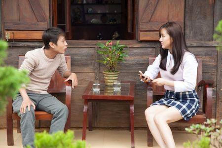 """Vy Oanh vua dong vai chinh vua the hien nhac phim trong """"Vali tinh yeu"""" - Anh 3"""