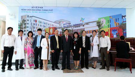 TP.HCM: So Y te to chuc trao giai thuong chat luong kham chua benh lan thu I – 2017 - Anh 2