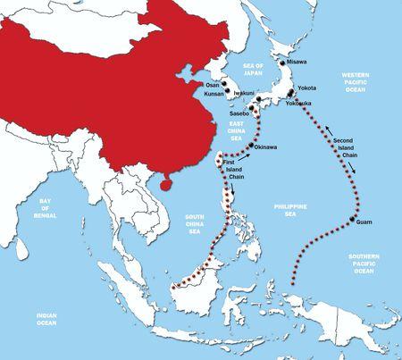 AsiaTimes: My se bao vay 'chuoi dao thu nhat' neu Trung Quoc dan than - Anh 3