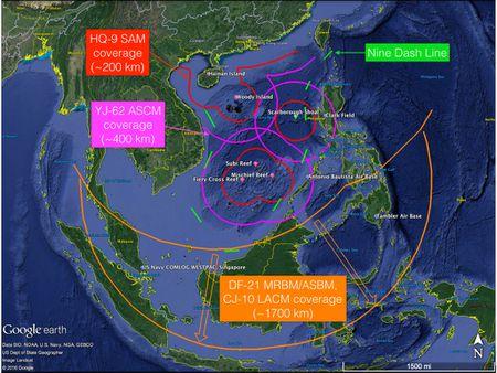 AsiaTimes: My se bao vay 'chuoi dao thu nhat' neu Trung Quoc dan than - Anh 4