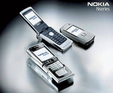 Hang san xuat smartphone cho Nokia dang ky thuong hieu N-series - Anh 1