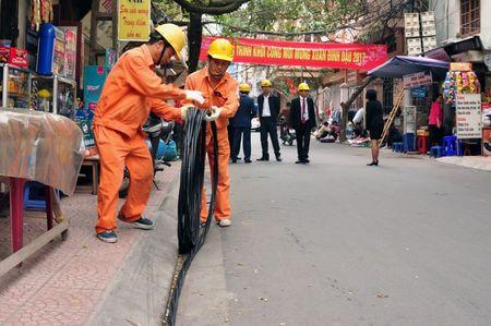 EVN Ha Noi dong loat khoi cong 35 cong trinh dau Xuan - Anh 3